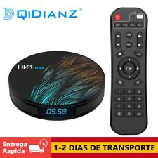 HK1MAX Android 9.0 Multi-media Player RK3318 Quad Core Smart TV BOX TV CAJA