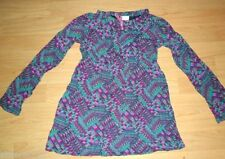 Geometric Print Tunic T-Shirts & Tops (2-16 Years) for Girls