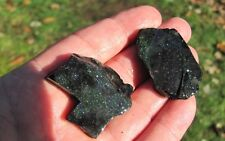 SCARCE Lot BLACK OPAL Honduras  19.7 grams/ 98.5 cts.