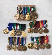 Saudi Arabian Liberation of Kuwait Presentation Medals Medal Lot US Nice Lot