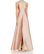 Aidan Mattox New Embellished Neck Cutout Gown Size 10 #BN 1696