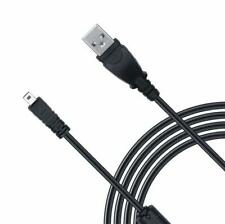 OmiLik USB Charger Charging Data Sync Cable for Sony Cybershot DSC-W830 Camera