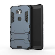 Luxury Hybrid Shockproof Armor Kickstand Hard Case Cover For Phone