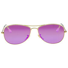 Rayban Cockpit Pink Cyclamen Flash Sunglasses RB3362-59-112-4T