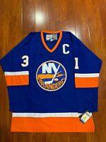 Billy Smith New York Islanders Jersey Size Medium USA SHIPPER