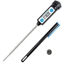 Anpro Thermomètre cuisson Numérique Digital Sonde longue et LCD
