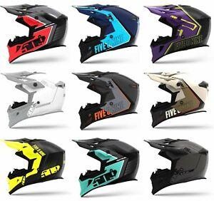 New 2021 509 Tactical Snowmobile / Snow Bike Helmets
