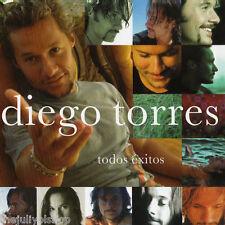 cd  DIEGO TORRES.....TODOS SUS EXITOS.......OFERTA FINAL UNICA.....