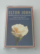 Elton John - Candle In the Wind 1997 -  Single Cassette Tape, Used very good