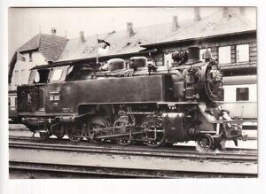 uralte AK Dampflokomotive Baureihe 99 32, Betr.-Nr. 99 323, K 46.8 //19