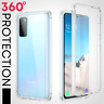 360 FRONT & BACK Case for Samsung Galaxy S20 PLUS ULTRA Screen Protector Cover