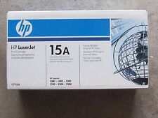 HP 15A Black Original LaserJet Toner Cartridge