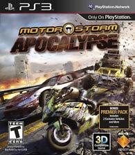 Motorstorm Apocalypse PS3 New Playstation 3