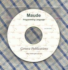 Maude Programming language- UNIX Linux- rewriting logic