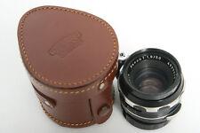 Schneider Xenar 50mm f1.9 Lens Exakta Mount