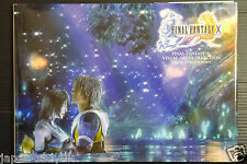 JAPAN Tetsuya Nomura: Final Fantasy X Visual Arts Collection (Art Book)
