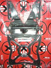 Porta targa inclinato Suzuki GSX-R 600-750 06/07