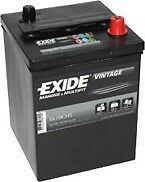Exide 421 6 Volt Classic Car Battery MG TA