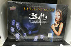 Upper Deck Legendary Buffy the Vampire Slayer Sealed New - box damage