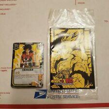 Dragon Ball Z DEALED Card Deck Pack Rule Book Ver 1.0 2008 Bird Studio Shueisha