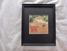 DOGFISH HEAD 9O MINUTE IPA BEER SIGN  #1358