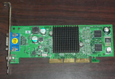 Nvidia Geforce Graphics Card Geforce4 4 TV Out 64MB Untested
