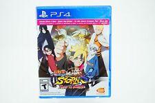 Naruto Shippuden Ultimate Ninja Storm 4 Road to Boruto: Playstation 4 PS4