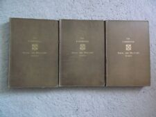 The Navy In The War Of 1739-48  H.W. Richmond 1st Edition 1920