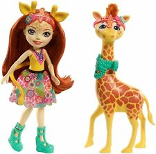 Mattel Enchantimals Gillian Giraffe - 4 Years Fcc62