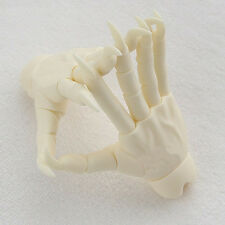 1/3 bjd doll sd doll ball jointed hands a pair long nail hands