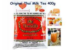 Thai Milk Tea Original Mix Number One Brand Iced Latte Bubble Tapica 1 Pack 400g
