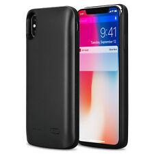 3600mAh Externer Akku Zusatzakku Powerbank Power Case Ladegerät für iPhone XR DE