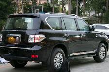 For Nissan Patrol Y62 2010-2018 Car Roof Rails Bar Luggage Carrier Rack Bars