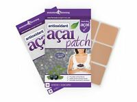 Acai Berry Weight Loss Diet Patch Green Tea 60 Patches Evolution Slimming