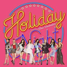 SNSD GIRLS' GENERATION - Holiday Night [All Night ver.]+Poster+Tracking No.