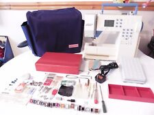 Amazing Bernina Activa125s Computerized Electric Sewing Machine With ACCESSORIES