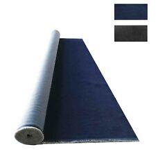 Tessuto al metro jeans da pantaloni per giacche elasticizzato blu nero DENIM cot