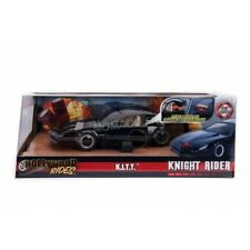 con luc K.A.R.R Knight Rider Diecast Model 1//24 1982 Pontiac Trans Am K.A.R.R