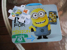 New Despicable Me Minion48 Large Piece Format Puzzle in Medal Lunchbox Type Tin