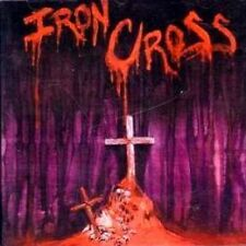Iron Cross - S/T - CD - Neu - Heavy Metal