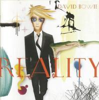 David Bowie - Reality 2003 CD album