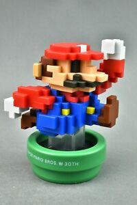 Amiibo - 30th Anniversary MARIO Classic Color 8-Bit Blue Nintendo