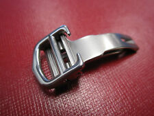 Authentic Cartier Deployment Buckle Stainless Steel for Ladies Roadster