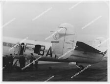 AIR FRANCE SNCASE SE161 LANGUEDOC F-BATB, LARGE ORIGINAL VINTAGE PHOTO 18x24cm