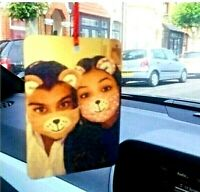 Personalised Car Air freshener
