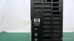 HP AD323A #005 Integrity BL860c Server (2 x 1.42GHz CPU's; No RAM/Drives)