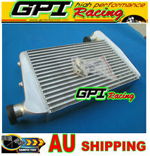 GPI new Ford Falcon BA BF XR6 Turbo intercooler inter cooler + mounting kit