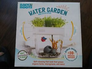 🌾🐟Back to the Roots Water Garden Mini Ecosystem #1 🌾🐟