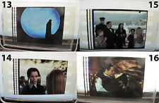 35mm Keychain Film Cell Cel of Star Trek, Saw, Addams Family, Iron Man & More