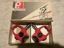 "Nib Primax ""Super Rosso"" pedals vintage"